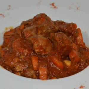 Carne al Toro con Patatas
